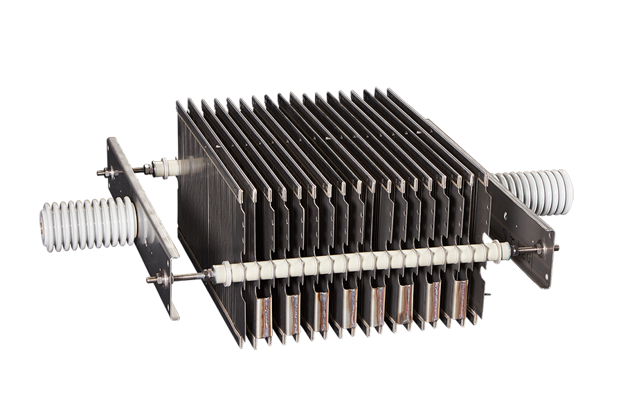 Filter resistors module