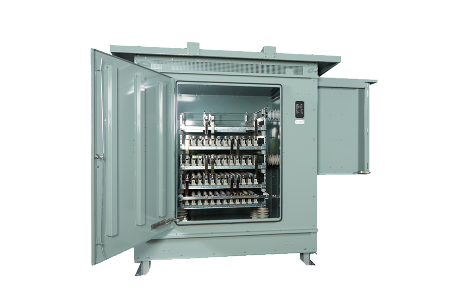 Additional switchgear for NERs