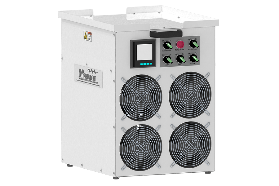 Fortress Resistors X20F stackable data centre load bank